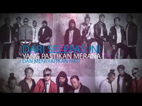 Empayar By Ajai - Eksperimen Cinta ( Official Lyric Video )