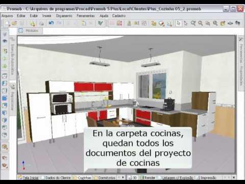 Renders programa dise o muebles doovi - Programa diseno armarios ...
