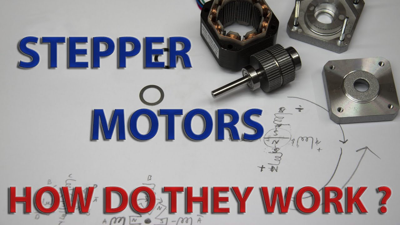How Do Stepper Motors Work Teardown Ec Projects Doovi