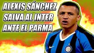 Alexis Sánchez Se Llena De Elogios Tras Actuación En El Inter Vs Parma