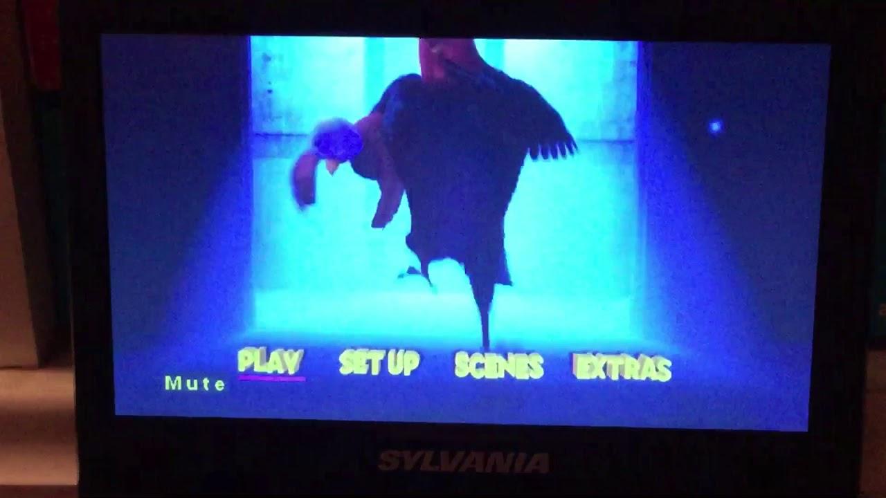 Download Free Birds DVD Menu Walkthrough