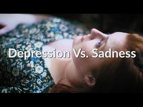 Depression is Not Just Sadness