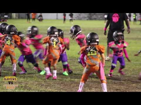Miami Gardens Ravens vs Washington Park Bucs