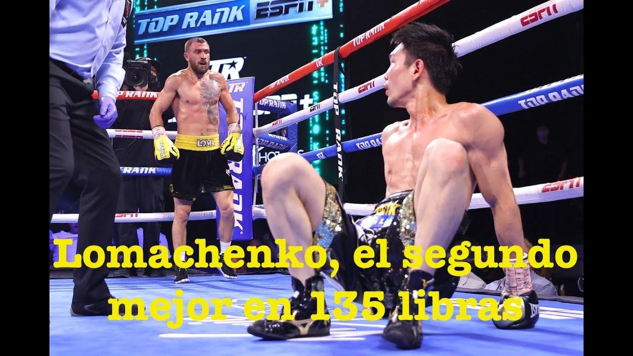 Lomachenko vs Commey en diciembre; Ugás vs Maidana; y Kovalev pelearía gratis ante Canelo