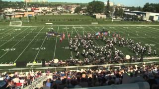 Calgary Stampede Showband 2013 - Momentum - Showbands Live