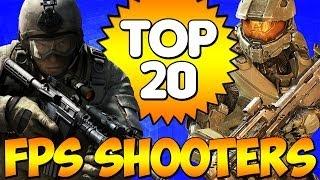 top 20 best fps shooters in video game history top 20 top twenty cod bf