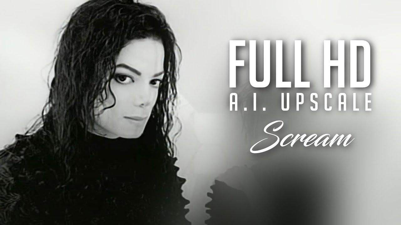 Download [1080p FULL HD] Michael Jackson, Janet Jackson — Scream