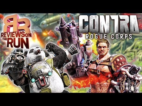 Worst Game of the Year? - Contra: Rogue Corps Review - Electric Playground