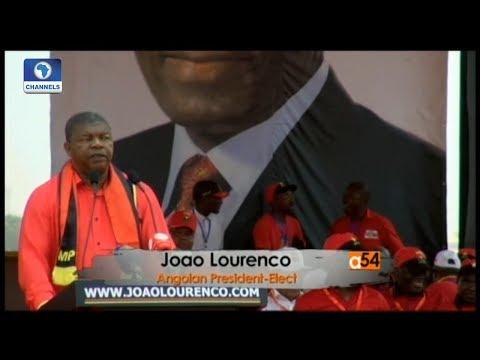Joao Lourenco Set To Become Angola's New President   Africa 54  