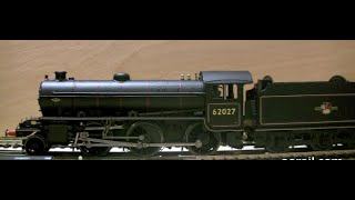 oorail.com | Class K1 2-6-0 Steam Locomotive 62027 by Hornby