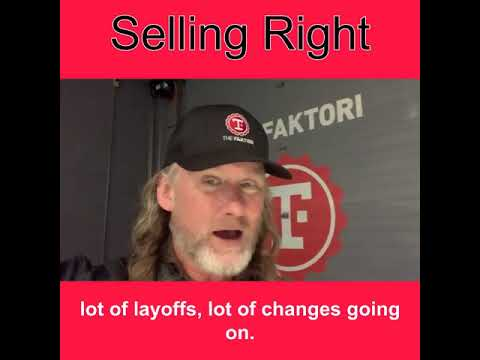 Selling Right