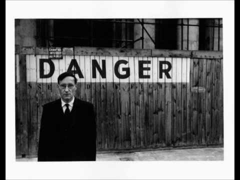 ...Falling in love again - William S. Burroughs