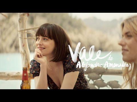 """Vale"" con Dakota Johnson y Quim Gutiérrez, dirigida por Alejandro Amenábar. Estrella Damm 2015"