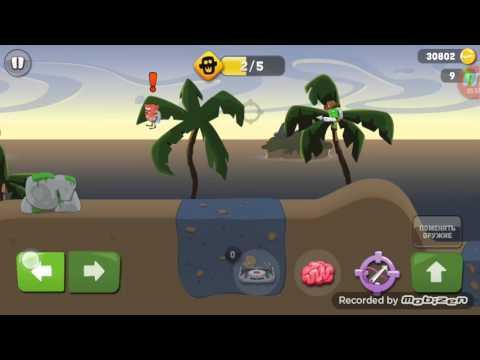 Гайд на андроид игру Охотники на зомби