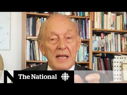 CBC News: The National: University of Ottawa professor's website under scrutiny for Kremlin-aligned disinformation