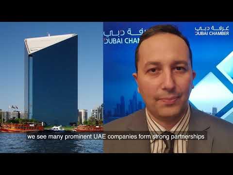 AZERBAIJAN OFFICE: Sanan Nasibli, Chief Rep., Dubai Chamber International Office, Azerbaijan
