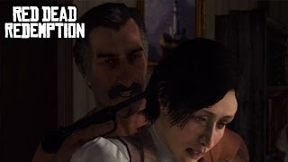 Great Men Are Not Always Wise - Red Dead Redemption Mission #43 (HD)