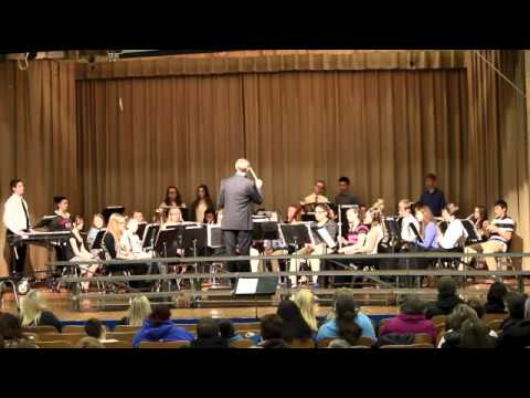 """Hoopeston Area Middle School Band performs """"Carnival of the Animals"""""""
