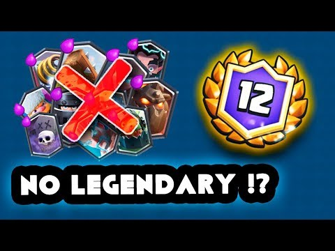 12-0 GRAND CHALLENGE WITH CHEAP CYCLE HOG AND NO LEGENDARY/그랜드도전 노전설 호그순환 12승덱