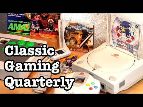 The Launch of the Sega Dreamcast (1999) | Classic Gaming Quarterly