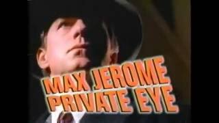 "1997 - All 5 Phil Hartman ""Max Jerome: Private Eye"" 1-800 Collect Commercials"