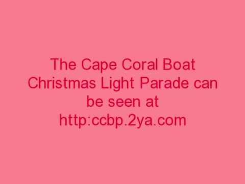 dec 2015 cape coral best decorated christmas light house house and boat parade link