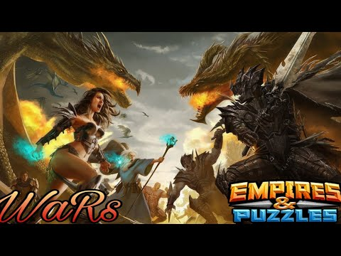 Война WF Vs Team Danmark Empires & Puzzles: RPG Quest