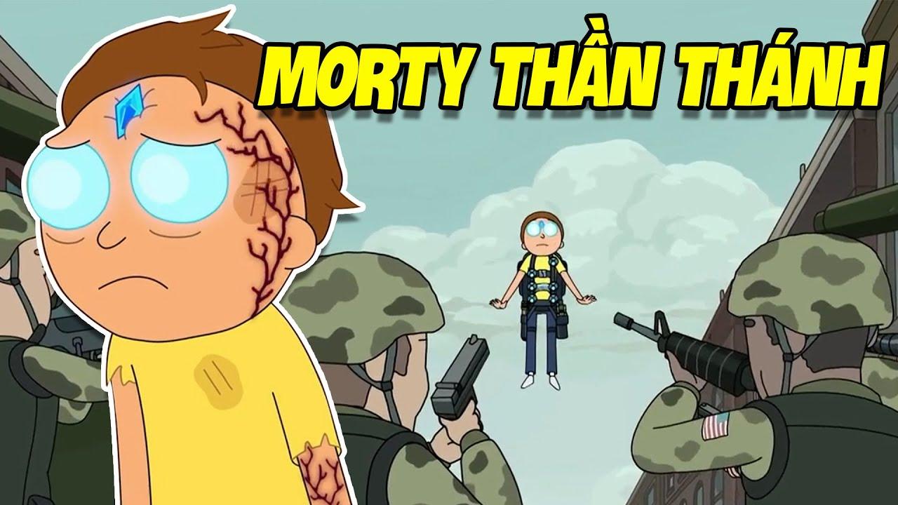 Tóm Tắt  Rick and Morty | Morty Thần Thánh