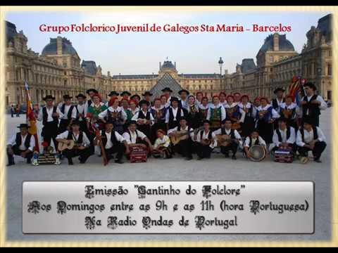 Grupo Folclorico Juvenil de Galegos Sta Maria - Barcelos (05-02-2017)