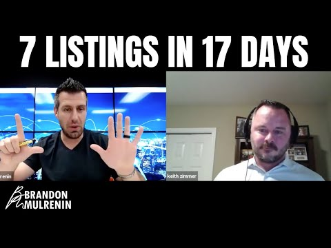 How This Real Estate Agent Went From 2 Listing a Month To 7 Listings a Month (Changing ONE Thing)