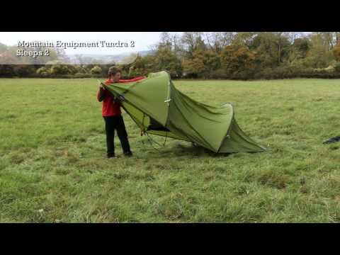 Mountain Equipment Tundra 2 -  Tent Pitching Video