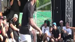 BboyKj vs BboyDubai