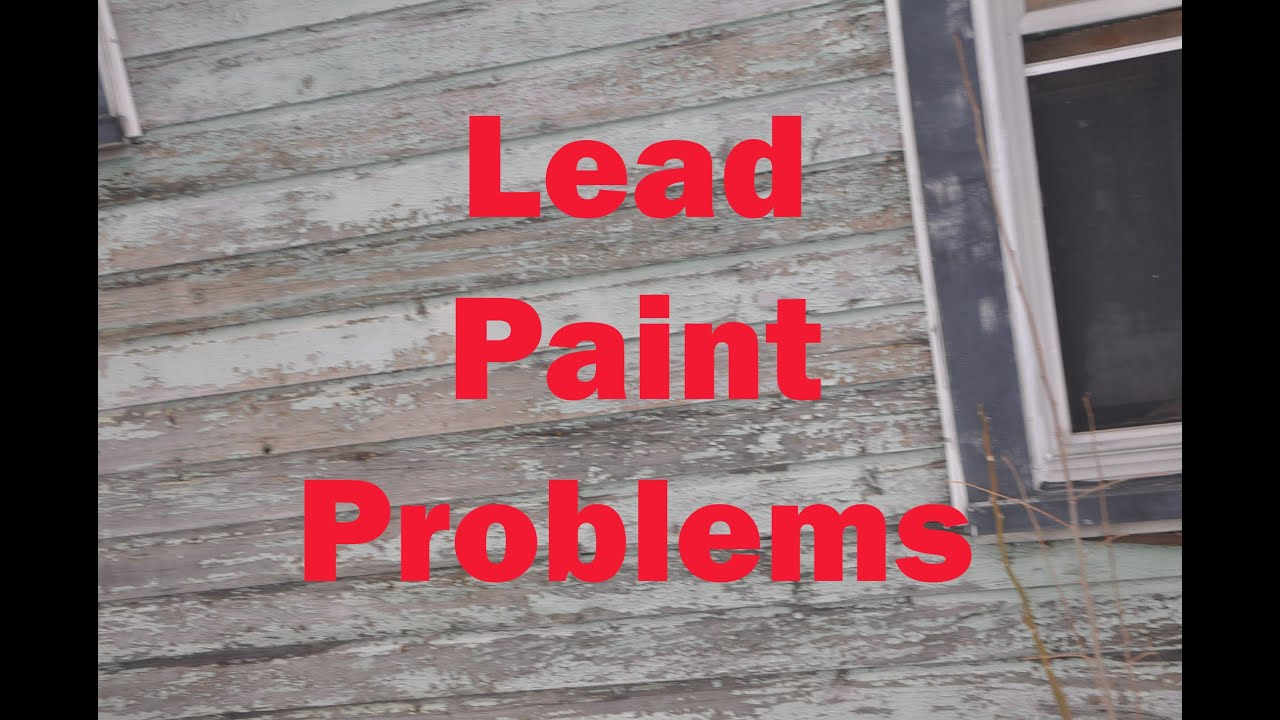lead paint problems lead paint poisoning section 8