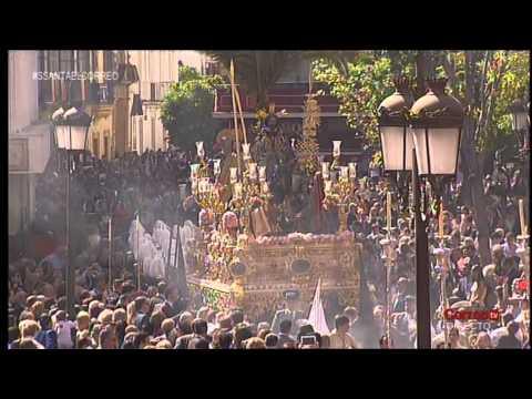 La Borriquita en Campana 2014 Sevilla.