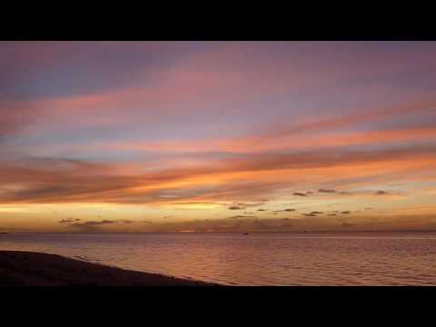 Sunset @ Kilili Beach, Saipan, Northern Mariana Islands