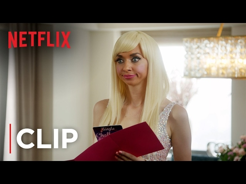 The Characters  Lauren Lapkus as The Single Celeb HD  Netflix