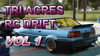 TRI ACRES RC DRIFT VOL 1