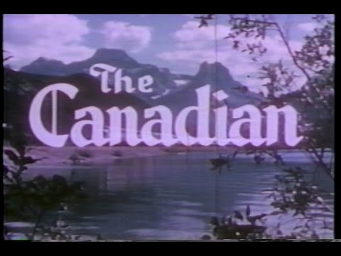 Rail Innovations - The Canadian (1955) (VHS)