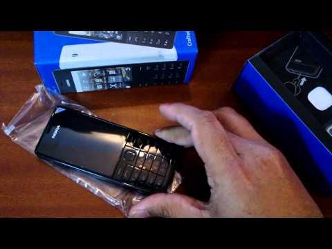 Nokia 515 Unboxing