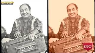 गाते गाते निकली थी मोहम्मद रफी साहब की आखिरी सांसे..........