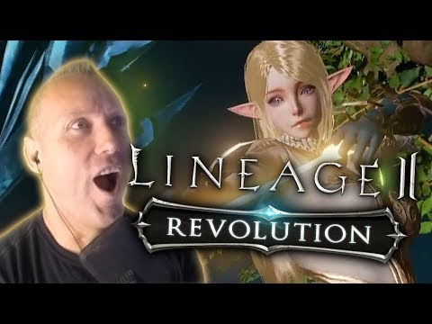 MMO IN MY POCKET! – Swifty Lineage 2: Revolution Gameplay Highlights