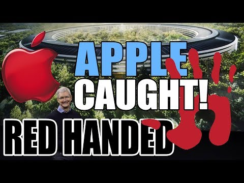 Apple Caught Red Handed Slowing Down OLDER iPhones Class Action Lawsuit Pending