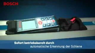 видео лазерный дальномер bosch glm 80 professional