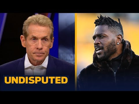 AB's and Le'Veon's departure 'cleaned house' for the Steelers – Skip Bayless | NFL | UNDISPUTED