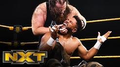 Tehuti Miles vs. Killian Dain: WWE NXT, March 25, 2020