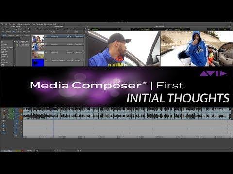 FREE Video Editor: Avid Media Composer | First (NOOB ALERT)