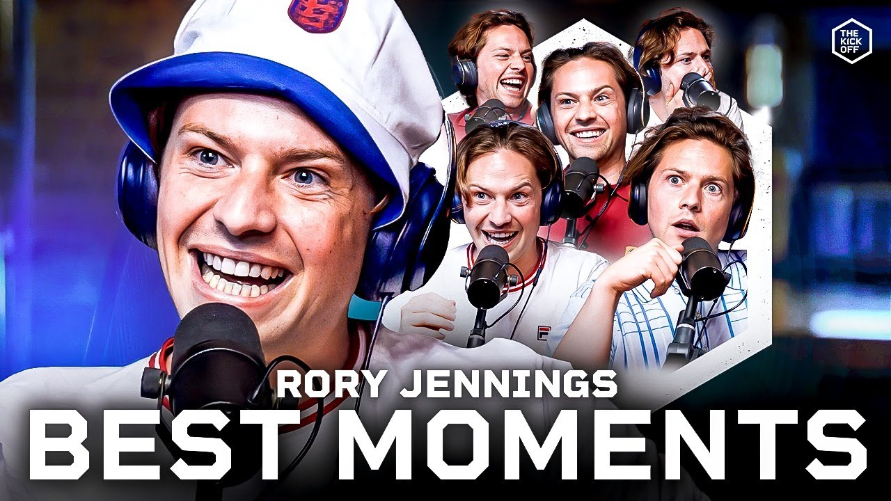 Rory Jenning's BEST Moments | The Kick Off 2020/21