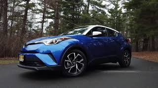 Toyota C-HR 2018 | Full Review | with Steve Hammes | TestDriveNow