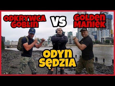 ODYN Sędzia :) Odkrywca Goblin VS Golden Maniek Czyli 3 W 1
