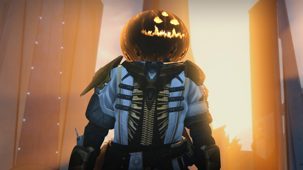 Destiny: Get this Sweet Halloween Mask Now! - IGN Plays - YouTube